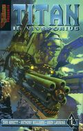 Titan TPB (2000-2003 Black Library) A Warhammer Monthly Presents Graphic Novel 2-1ST