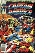 Captain America (1968 1st Series) Mark Jewelers 242MJ