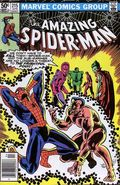 Amazing Spider-Man (1963 1st Series) Mark Jewelers 215MJ