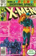 Uncanny X-Men (1963 1st Series) 138