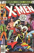 Uncanny X-Men (1963 1st Series) Mark Jewelers 132MJ