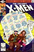 Uncanny X-Men (1963 1st Series) Mark Jewelers 141MJ
