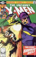 Uncanny X-Men (1963 1st Series) Mark Jewelers 142MJ