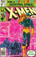 Uncanny X-Men (1963 1st Series) Mark Jewelers 138MJ