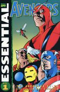Essential Avengers TPB (1998- Marvel) 1st Edition 1-REP