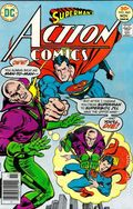 Action Comics (1938 DC) Mark Jewelers 465MJ