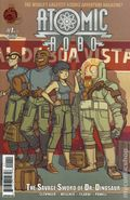Atomic Robo and the Savage Sword of Dr. Dinosaur (2013) 1
