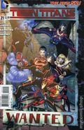 Teen Titans (2011 4th Series) 21A