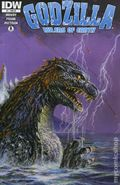 Godzilla Rulers of Earth (2013 IDW) 1RI