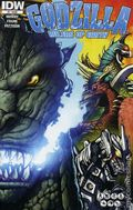 Godzilla Rulers of Earth (2013 IDW) 1