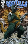 Godzilla Rulers of Earth (2013 IDW) 1SUB