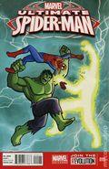 Ultimate Spider-Man (2012 Marvel Universe) 15A