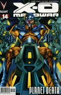 X-O Manowar (2012 3rd Series Valiant) 14A