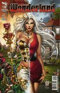 Grimm Fairy Tales Presents Wonderland (2012 Zenescope) 12A