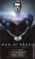 Man of Steel The Official Movie Novelization PB (2013 Titan Books) 1-1ST