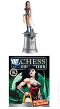 DC Chess Collection (2012- Eaglemoss) Figure and Magazine #034