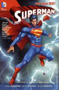 Superman HC (2012-2015 DC Comics The New 52) 2-1ST