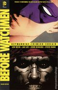Before Watchmen: Ozymandias/Crimson Corsair HC (2013 DC) Deluxe Edition 1-1ST