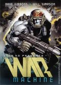 2000 AD Presents: The War Machine GN (2013 Rebellion) 1-1ST