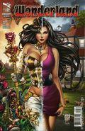 Grimm Fairy Tales Presents Wonderland (2012 Zenescope) 12C