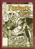 John Byrne's Fantastic Four HC (2013 IDW/Marvel) Artist's Edition 1-1ST