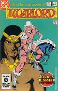 Warlord (1976 1st Series DC) Mark Jewelers 72MJ