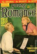 Young Romance (1947-1963 Prize) Vol. 7 #4 (64)