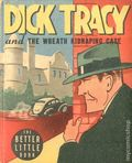 Dick Tracy and the Wreath Kidnapping Case (1945 Whitman BLB) 1482