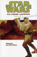 Star Wars Clone Wars TPB (2003-2006 Dark Horse) 2-1ST