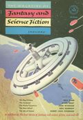Fantasy and Science Fiction (1949-Present Mercury Publications) Pulp Vol. 4 #1