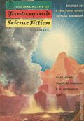 Magazine of Fantasy and Science Fiction (1949-Present Mercury Publications) Vol. 9 #6
