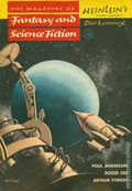 Magazine of Fantasy and Science Fiction (1949-Present Mercury Publications) Vol. 6 #5