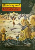 Fantasy and Science Fiction (1949-Present Mercury Publications) Pulp Vol. 4 #2