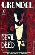 Grendel Devil by the Deed TPB (1993 Dark Horse) 1-1ST