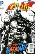 Detective Comics (2011 2nd Series) 22B