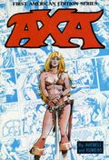 Axa TPB (1983-1988 First American Edition) 1-REP