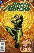 Green Arrow (2011 4th Series) 22A
