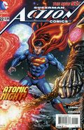 Action Comics (2011 2nd Series) 22A