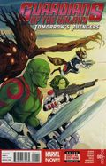 Guardians of the Galaxy Tomorrows Avengers (2013) 1A