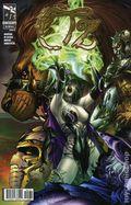 Grimm Fairy Tales Presents Oz (2013 Zenescope) 1C