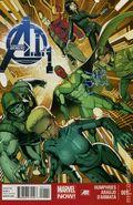 Avengers A.I. (2013) 1A