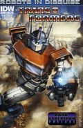 Transformers (2012 IDW) Robots In Disguise 19A