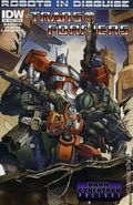 Transformers (2012 IDW) Robots In Disguise 19B