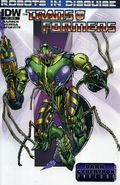 Transformers (2012 IDW) Robots In Disguise 19RI