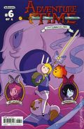 Adventure Time With Fionna and Cake (2012 Boom) 6A