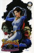 Zombies vs. Cheerleaders (2013 3 Finger Prints) Volume 2 2B