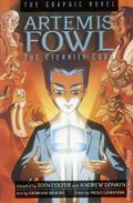 Artemis Fowl The Eternity Code TPB (2013 Disney/Hyperion) The Graphic Novel 1-1ST