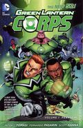 Green Lantern Corps TPB (2013-2015 DC Comics The New 52) 1-1ST
