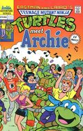 Teenage Mutant Ninja Turtles Meet Archie (1991) 1MISPRINT