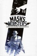 Masks and Mobsters: A Crime Anthology HC (2013 Image) 1-1ST